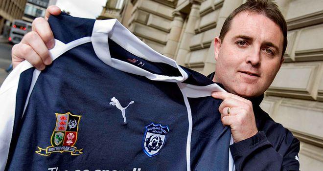 Steve McCormack: Has named four NRL-based players