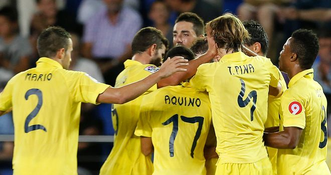 Villarreal came good at the end for victory