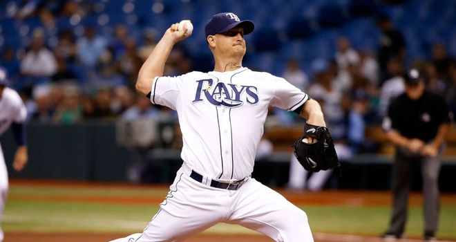 Alex Cobb: Made a winning return for the Tampa Bay Rays