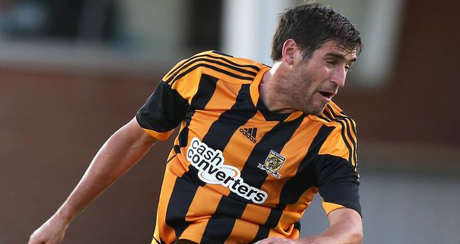 Danny Graham: Headed in Hull's early opener