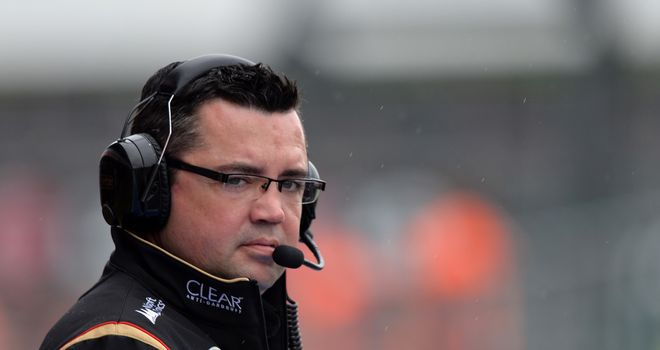 Eric Boullier: Says weight isn't an issue for Lotus