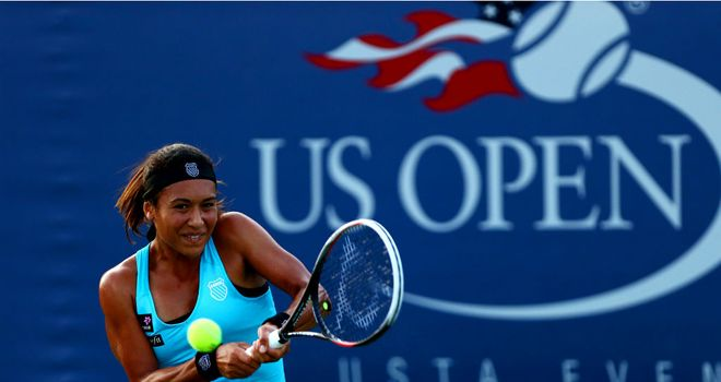 Heather Watson: Does not have a good record at the US Open
