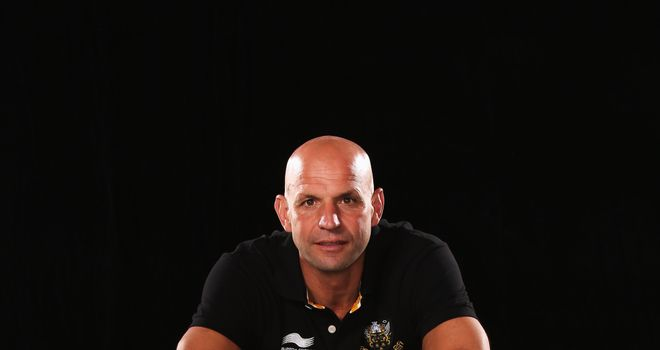 Jim Mallinder: Northampton boss looking for another recruit to replace Vasily Artemyev