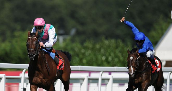 Kingman: Misses Longchamp