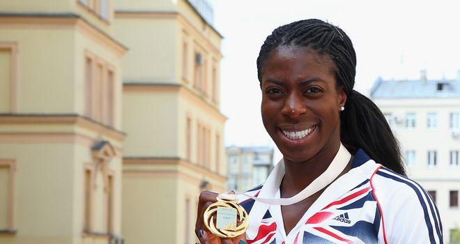 Christine Ohuruogu: Focus turns to Rio 2016