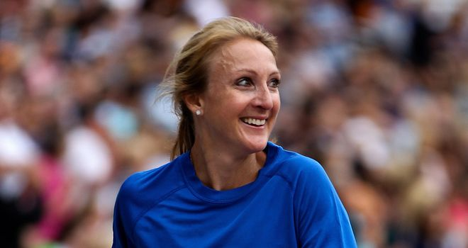 Paula Radcliffe: Hoping for British success in Moscow