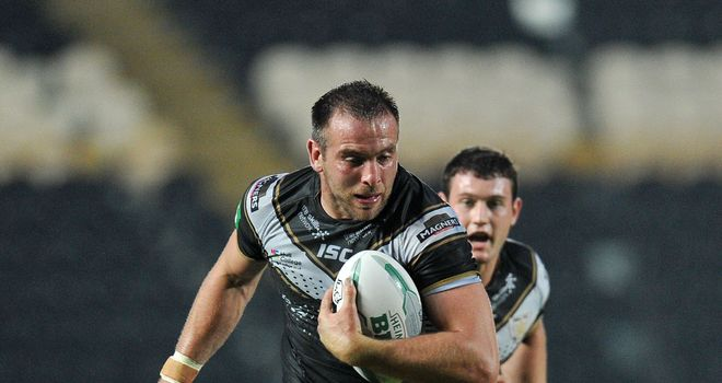 Andy Lynch: Returning to his first club Castleford