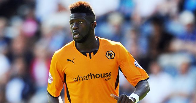 Bakary Sako: Match-winning strike