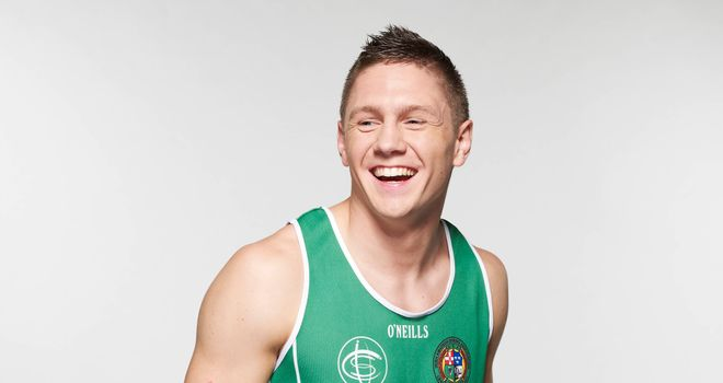 Jason Quigley: Has secured a silver medal but will be looking to add the World Championships title to his European gold from earlier this year