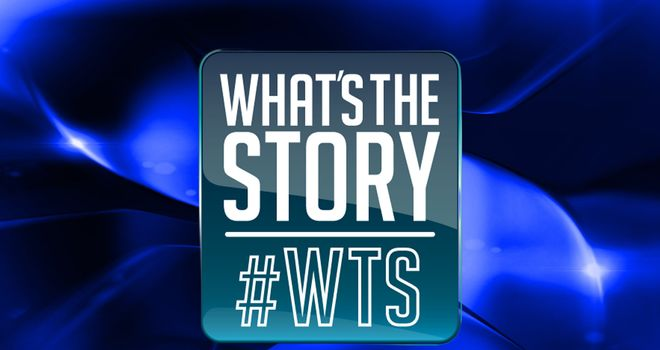 What's The Story?: 10.15pm, Wednesday, Sky Sports 1