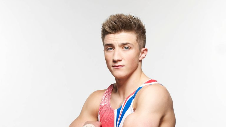 Sam Oldham: Won team bronze at the London Olympic Games in 2012