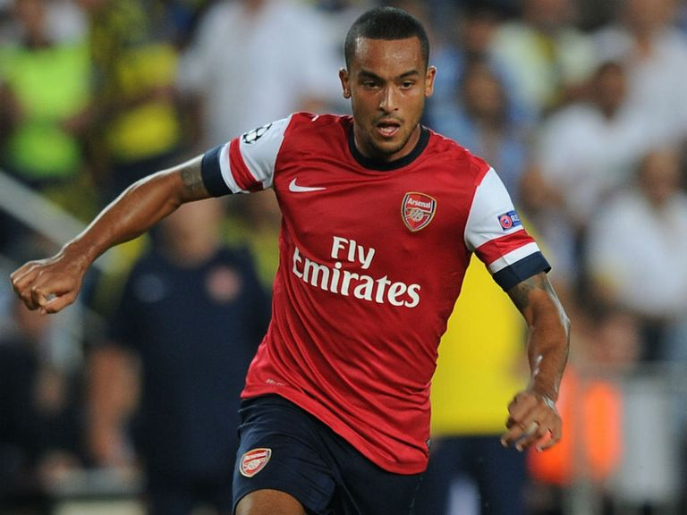 Theo Walcott: Has seen Arsenal respond positively to opening day setback