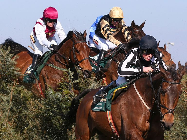 Grand National: Increased entry