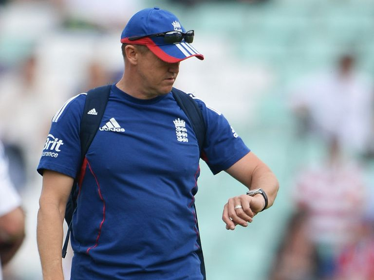 Not time to go, says Andy Flower