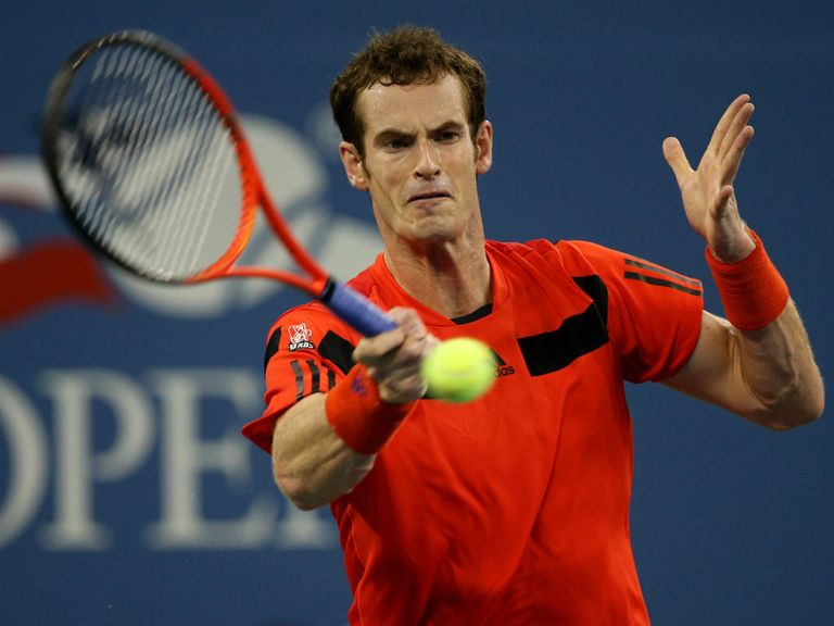 Andy Murray: Back in action on Sunday in New York