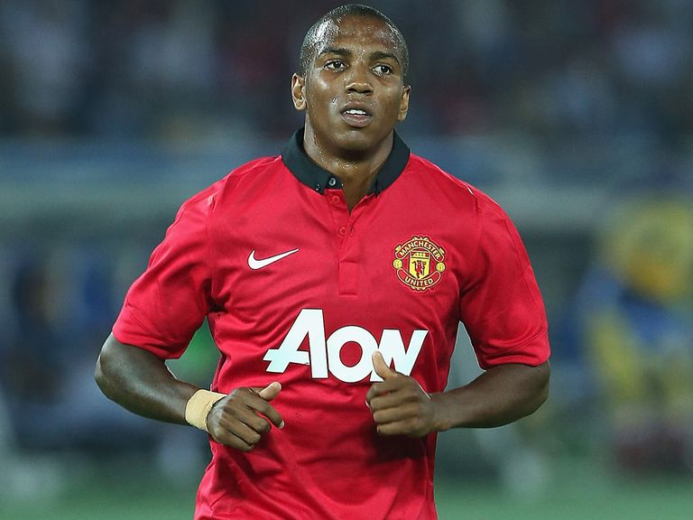 Ashley Young: Faces Liverpool on Sunday
