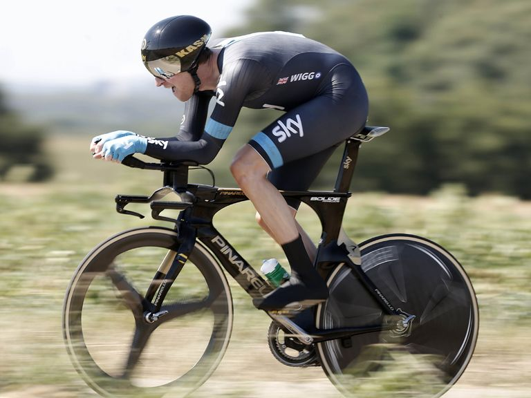 Sir Bradley Wiggins: Not happy with Chris Froome