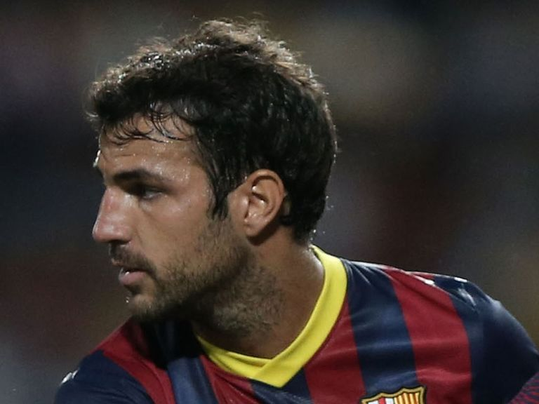 Cesc Fabregas: Linked with a move to Chelsea in Tuesday's papers