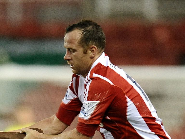 Charlie Adam: Hoping Stoke can maintain their form