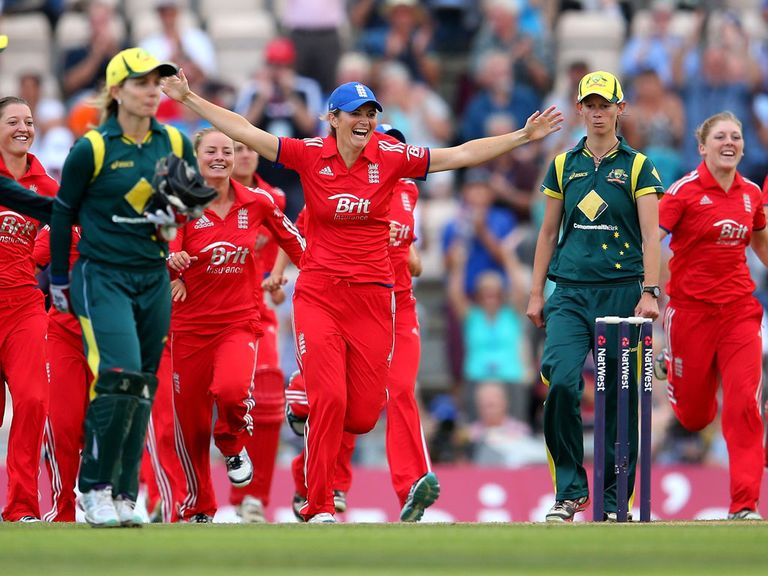 Charlotte Edwards: 'This is just the start for us'