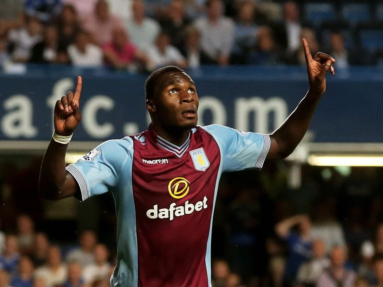 Christian Benteke can help Aston Villa to another impressive win
