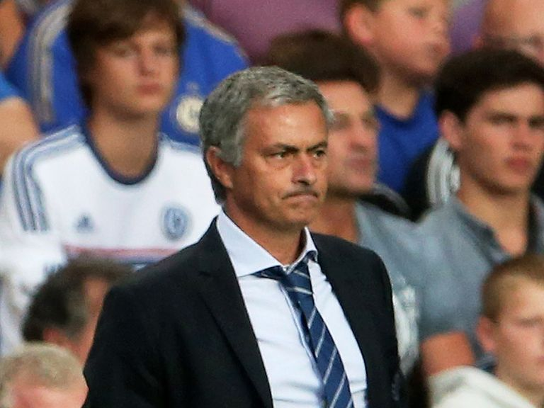 Mourinho: Admits a third bid is likely after Monday's clash with United