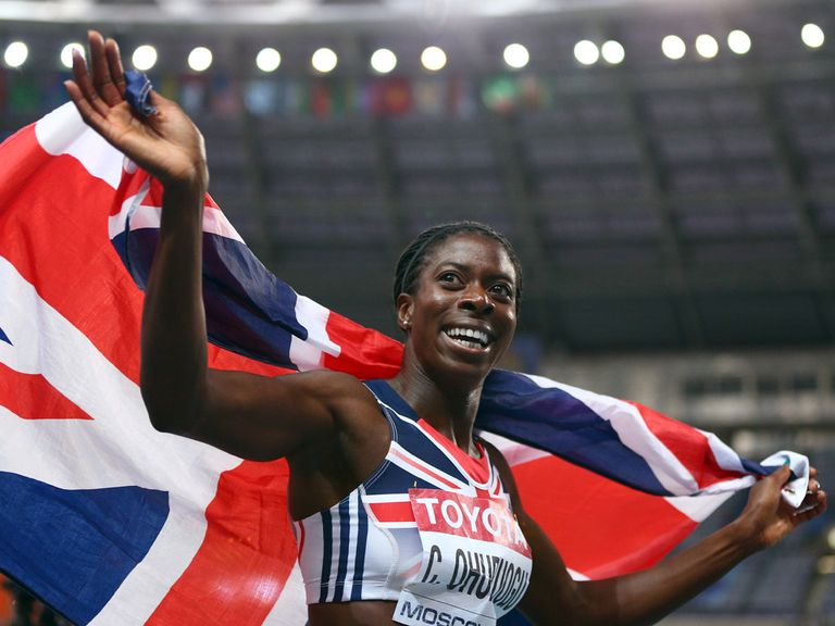 Christine Ohuruogu: Won 400m gold in Moscow