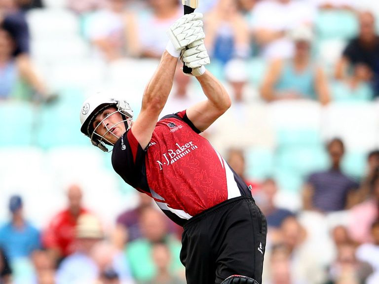 Craig Kieswetter: Back in the big time