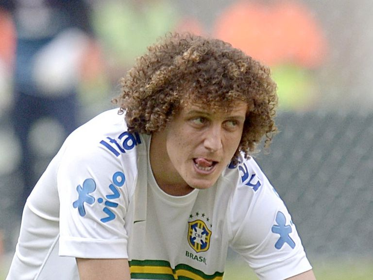 David Luiz: Remains at Chelsea