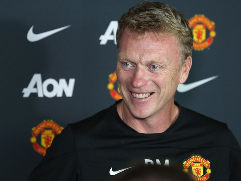 David Moyes: Still full of confidence