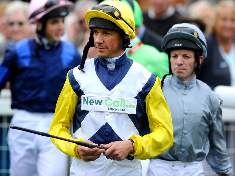Dettori: Back in action on Wednesday