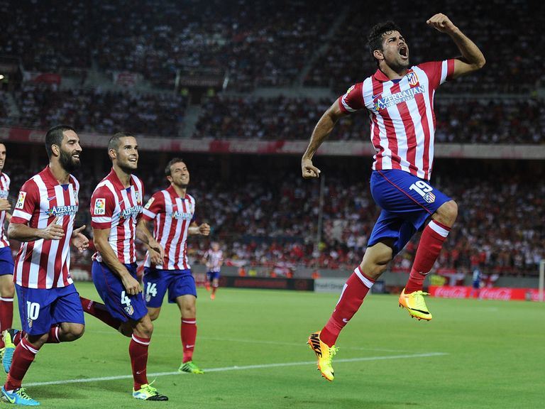 Atletico Madrid look value to upstage their Spanish counterparts