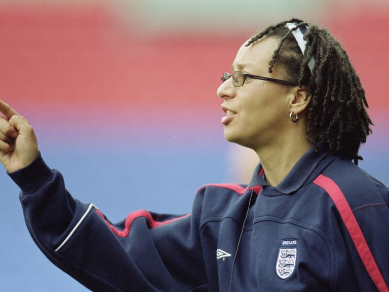 Hope Powell: Sacked by England after 15 years in charge