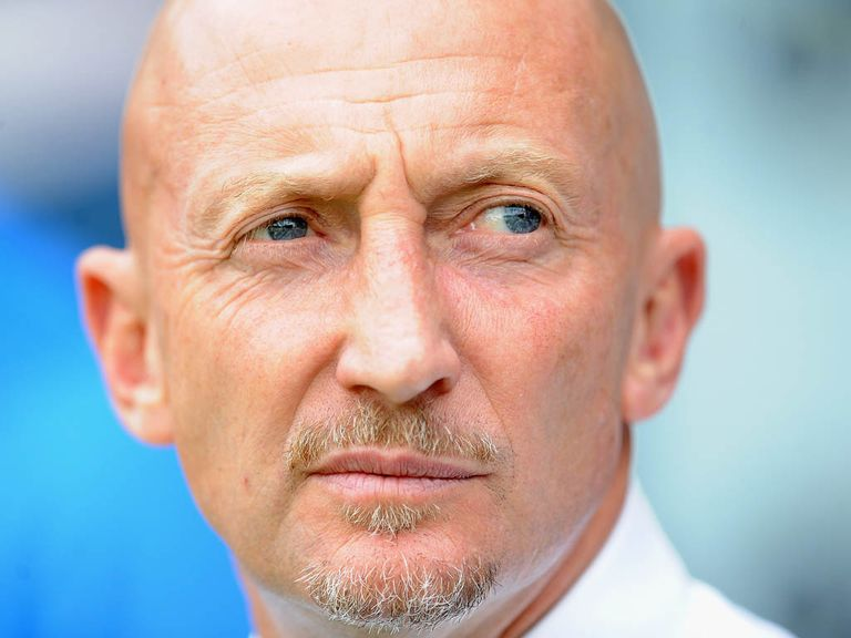 Ian Holloway: Trying to improve his Palace squad