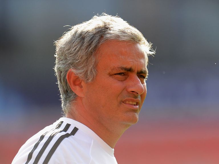 Jose Mourinho: Preparing to face Bayern Munich
