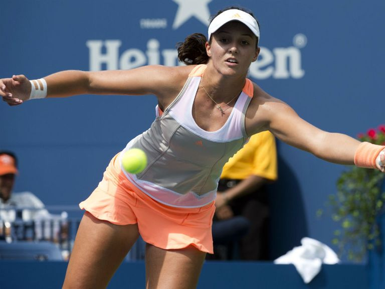Laura Robson: Still suffering with wrist problems