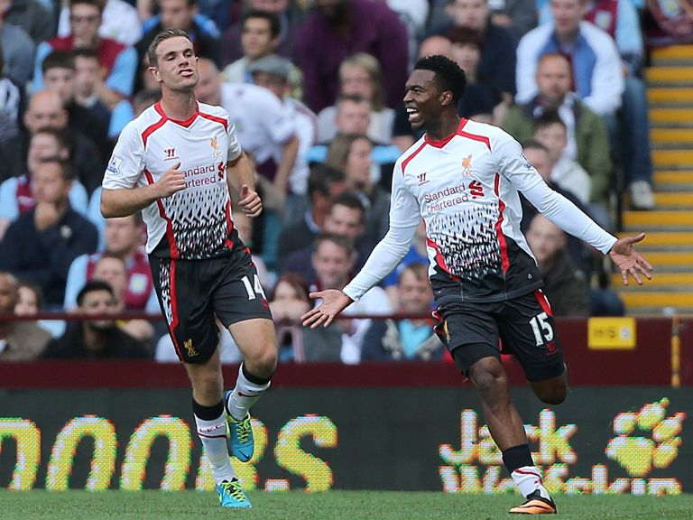 Daniel Sturridge: Two winning goals in two games