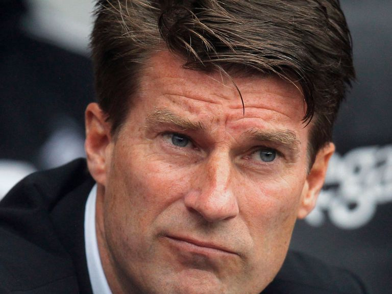 Michael Laudrup: Keeping calm