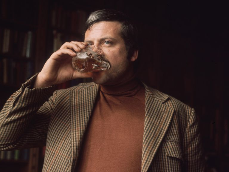 Oliver Reed: Cut from the same cloth as our Cheeky