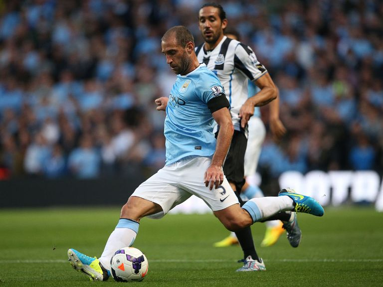 Zabaleta: Strong battle ahead for the title