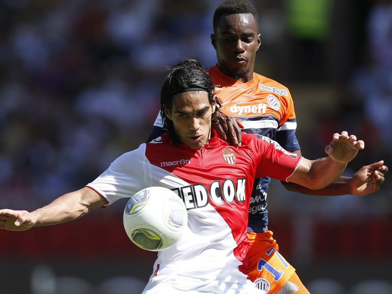 Falcao: Staying with Monaco