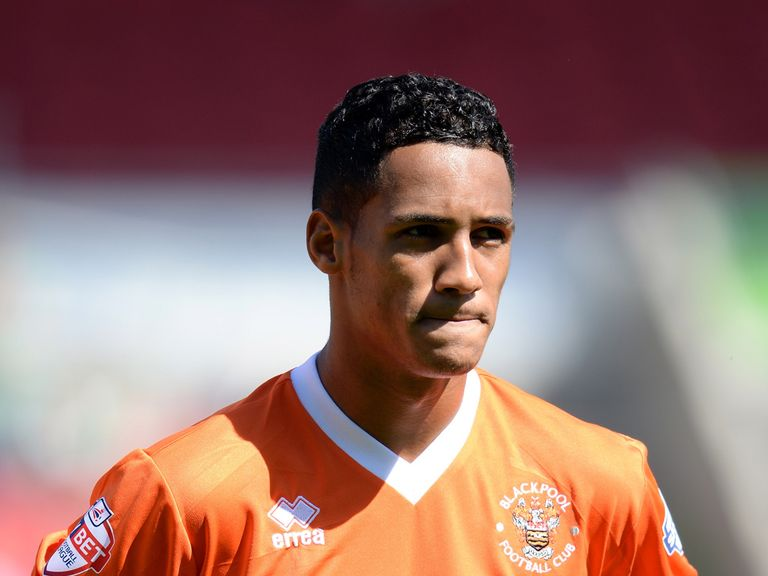 Ince: Has been linked with a move away from Blackpool