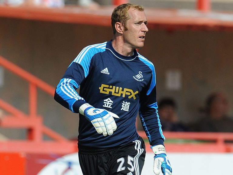 Gerhard Tremmel: Would welcome Shay Given's arrival