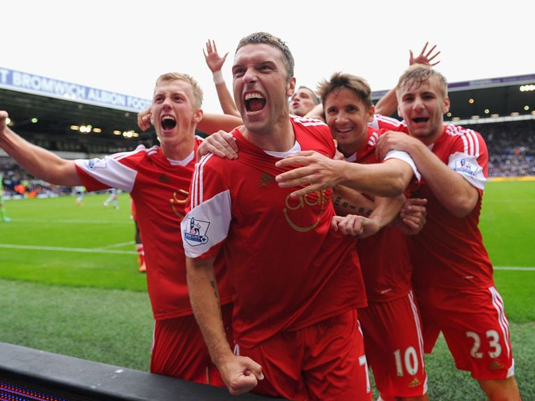 Rickie Lambert: Backing from Mauricio Pochettino