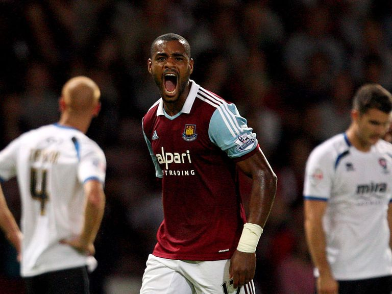 Ricardo Vaz Te: West Ham forward has handed in transfer request