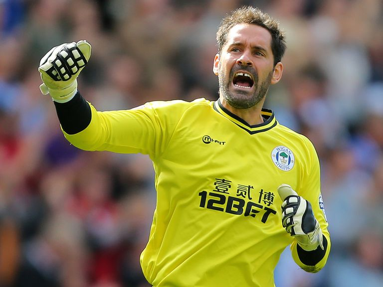 Scott Carson: Preparing for the FA Cup semi-final