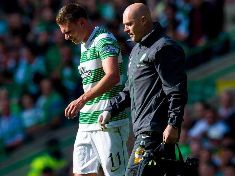 Derk Boerrigter: Ankle injury woe