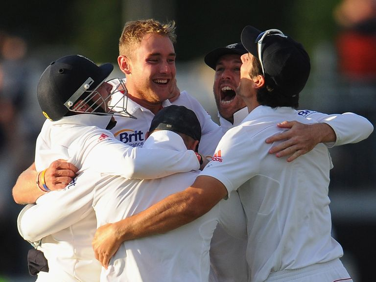 Broad: Winning mentality