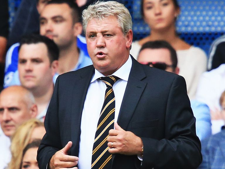 Steve Bruce: Had his say over Di Canio sacking