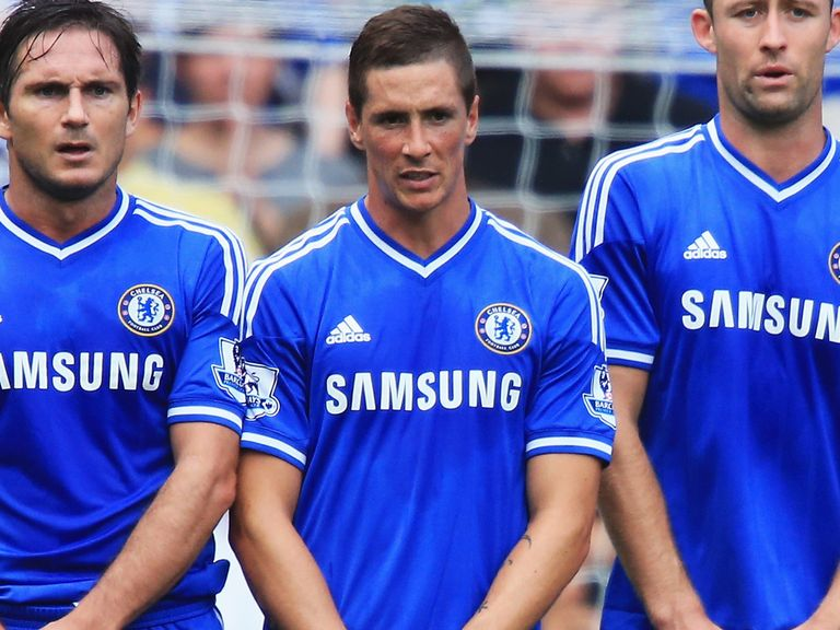Torres: Could be on his way out of Stamford Bridge